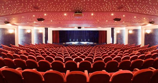 Broadway Theatre - MSC Lirica