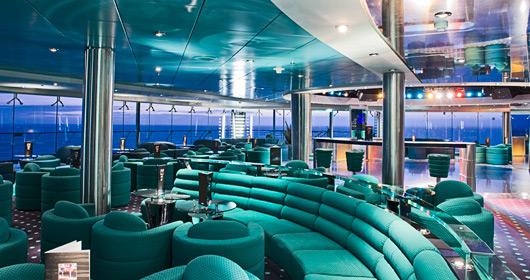 Blu Club Disco - MSC Lirica