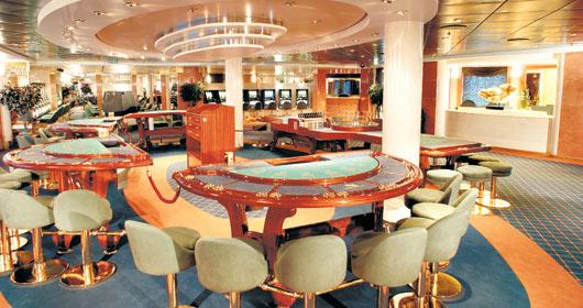 Las Vegas Casino - MSC Lirica