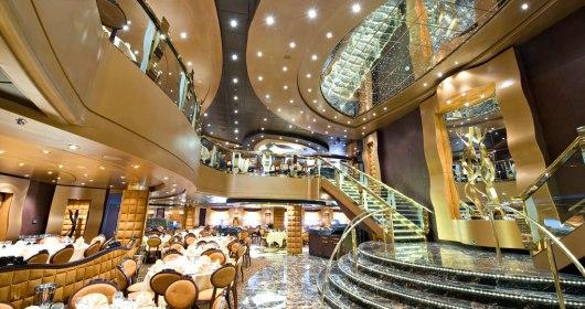 La Reggia Restaurant - MSC Splendida