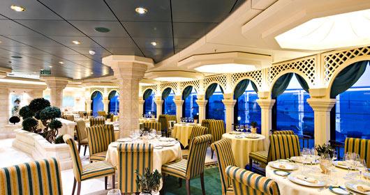 L'Olivo Restaurant - MSC Splendida