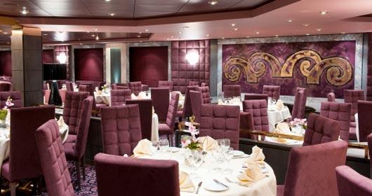Restaurants - MSC Magnifica