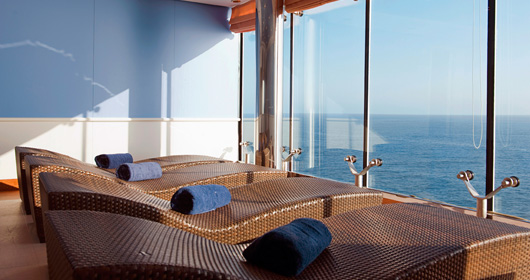 MSC Aurea SPA - MSC Lirica