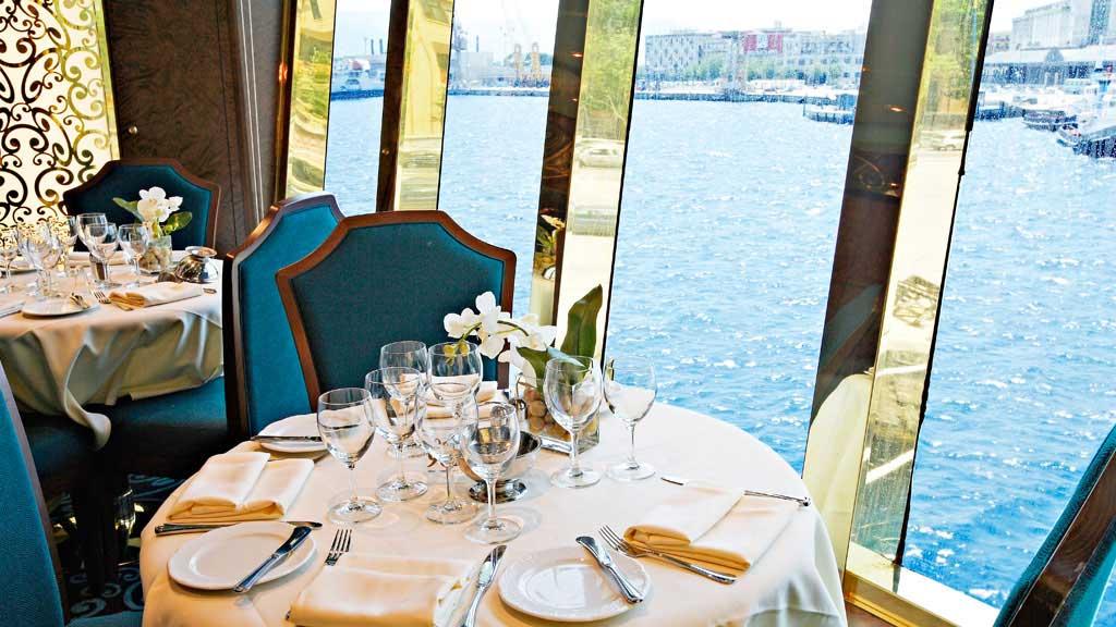 Villa Verde Restaurant - MSC Splendida